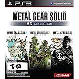 Konami Metal Gear Solid HD, PS3