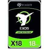 """Seagate Exos X18, 18 TB, Interne Harde Schijf, Enterprise Klasse, CMR 3,5"""", Hyperscale SATA 6 GB/s, 7.200 RPM, 512e, 4 KB Fas"""