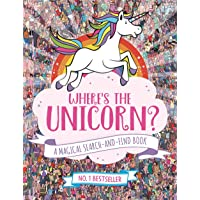Where's the Unicorn?: A Magical Search Book (Search and Find Activity)
