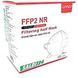 SALDI24-40 Mascherine Monouso FFP2 NR - Certificate CE 2163-2 CONFEZIONI - 40 Pezzi