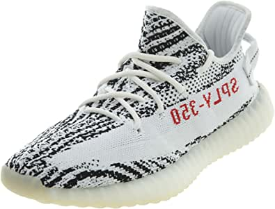 adidas Yeezy Boost 350 V2 'Zebra' - CP9654 - Size 42-EU