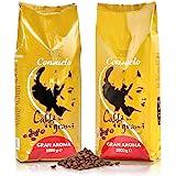 Consuelo Gran Aroma - Café en grains italien - 2 x 1 kg (L'emballage peut varier)