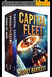 Capital Fleet: The Complete Ixan Legacy Series Box Set (English Edition)