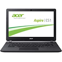 Acer Aspire ES1-111M-C56A 29,5 cm (11,6 Zoll) Laptop (Intel Celeron N2840, 2,1GHz, 2GB RAM, 32GB eMMC, Intel HD Graphics, Win 8.1 mit Bing) schwarz