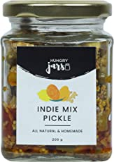 Hungry Jars Indie Mix Pickle 200 GMS