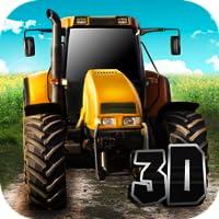 Farming Tractor Driver 3D