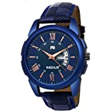 Redux RWS0216S Analog Blue Linear Designer Dial Men's & Boy's Watch