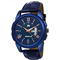 Redux Analog Linear Designer Dial Men's & Boy's Watch