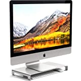 Satechi Base Universale in Alluminio di Alta Qualità per 2017 MacBook Pro, iMac Pro, Google Chromebook, Microsoft Surface e p