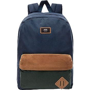 6363ee4caae Vans Old Skool Ii Backpack Casual Daypack, 39 cm, 22 L, Dress Blues-Darkest  Spruce