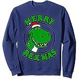 Disney Pixar Toy Story Merry Rex-Mas Christmas Sudadera
