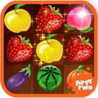 Go Crush Fruits & Veggies Heroes