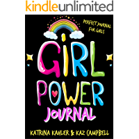 Girl Power JOURNAL: Perfect Journal for Girls