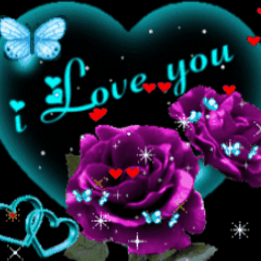 Butterfly I Love You 3 Live Wallpaper Amazoncouk Appstore For Android