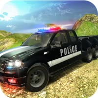 Camion de police Offroad Gangster Chase