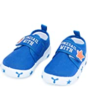 Max Baby-Boy's First Walking Shoes
