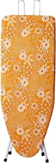 PARASNATH Steel Folding Ironing Board (46 cm x122 cm, Colour May Vary)