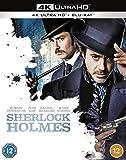 Sherlock Holmes [4K UHD / Blu-ray] [2009] [Region Free]