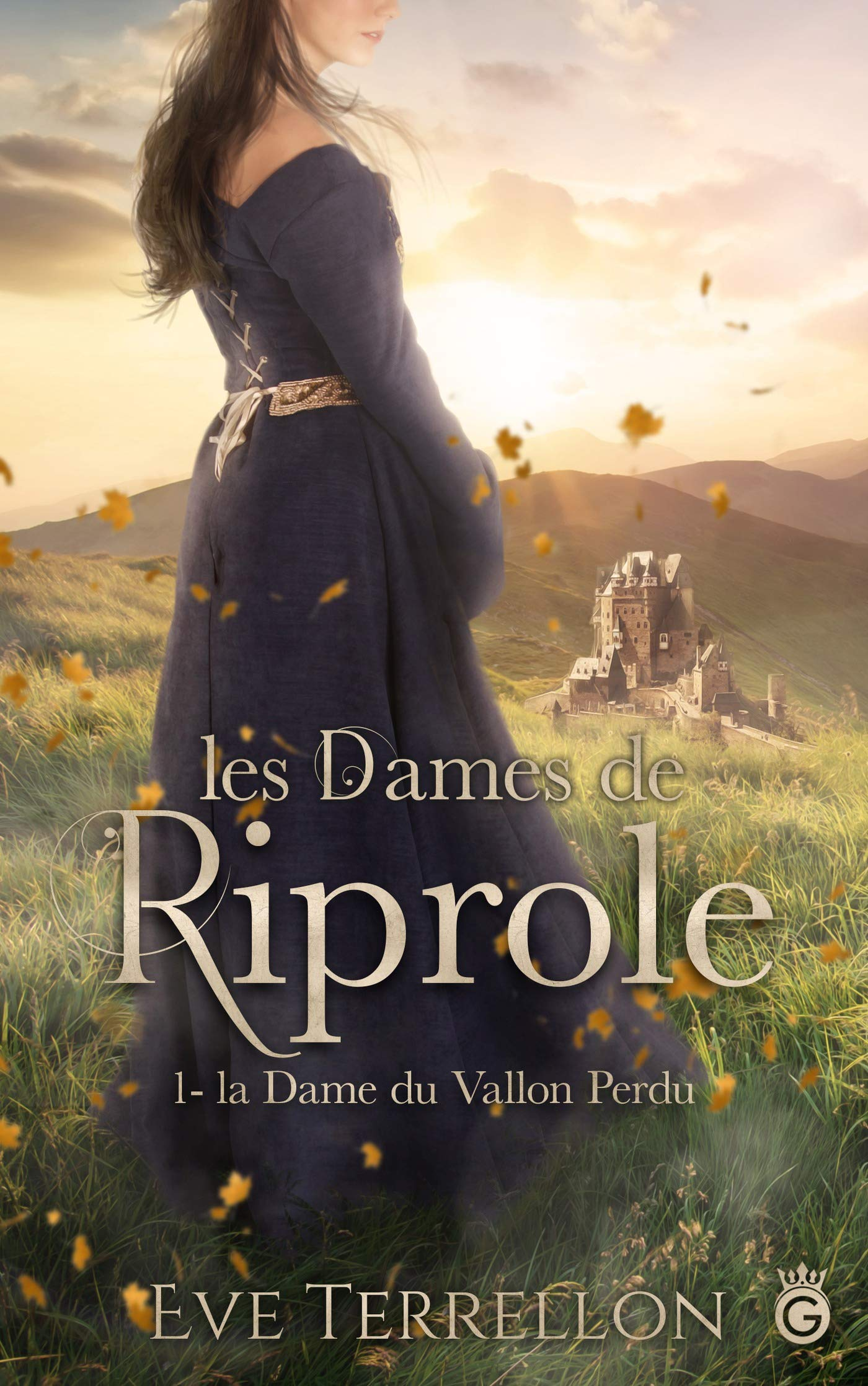 La Dame du Vallon Perdu (HISTORIA) por Eve Terrellon