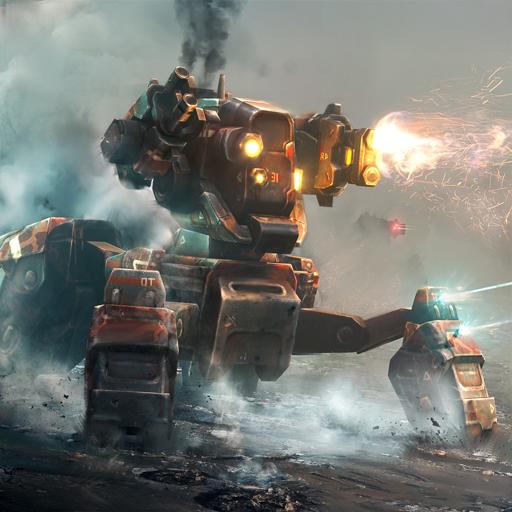 Real Mech Robot - Steel War 3D