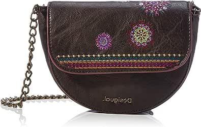 Desigual Accessories PU Belt Bag, Cintura Donna, Marrone, U