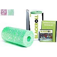 BLACKROLL MED Faszienrolle - die weiche Massagerolle für dein Faszientraining. Soft Selbstmassage-Rolle in 2 Farben (grün + pink)