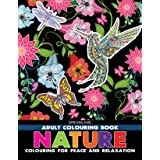 Nature- Colouring Book for Adults