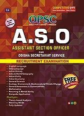 Assistant Section Officer (A.S.O) for Odisha Secretariat Service Exam (Free Odisha Objective)
