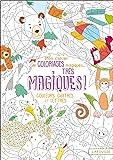 Mon cahier de coloriages magiques très magiques - Couleurs, chiffres et lettres