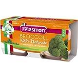 Plasmon Omogeneizzato, Broccoli, 24 x 80 g