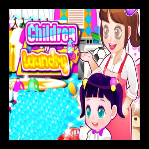 children-laundry-game