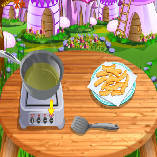 Kochspiele Zuckerpaste