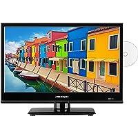 MEDION E11941 47 cm (18,5 Zoll) Fernseher (Triple Tuner, DVB-T2, integrierter DVD-Player, CI+, Mediaplayer, 12V KFZ Car…