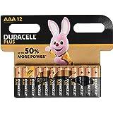 Duracell Plus Mono alkaline batterijen LR20, Grootte AAA 24 Stuk