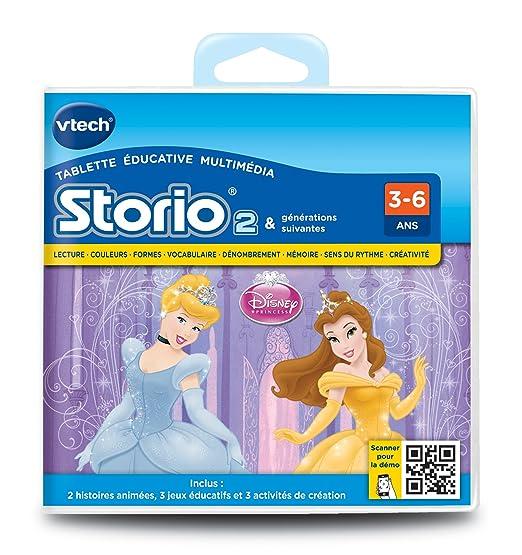 Jeu Storio Princesses Disney