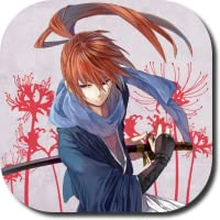 Samurai Anime Collection【Comic・Manga】Kenshin