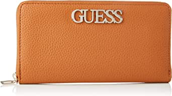 Guess Uptown Chic Slg Cheque Orgnzr, SMALL LEATHER GOODS Donna