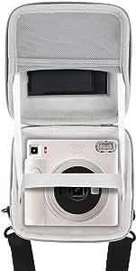 Hart Taschen Hülle Für Fujifilm Instax Square Sq1 Instant Camera