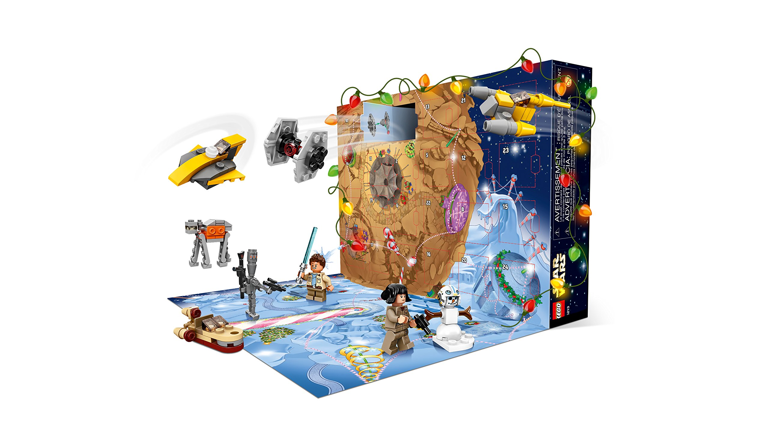 Lego Star Wars Calendario dell'Avvento, 75213 5 spesavip