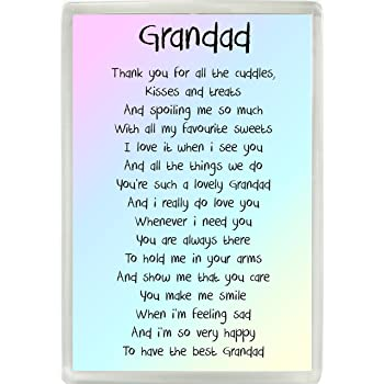 Terrific Home Accessories Magnets Happy 18Th Birthday Son Poem Jumbo Fridge Funny Birthday Cards Online Fluifree Goldxyz