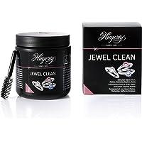Hagerty Jewel Clean Bain qui Nettoie/Prend Soin des Bijoux/Pierres Précieuses Maxi Brillance Action Rapide, Noir, 1…