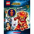 Faster than Lightning! (LEGO DC Comics Super Heroes: Activity Book with Minifigure) (LEGO DC Super Heroes)