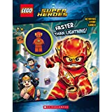 LEGO® DC Activity Book With Minifigure #3: Faster than Lightning! (Lego DC Super Heroes)