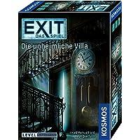 KOSMOS Spiele 694036 - EXIT - Das Spiel - Die unheimliche Villa