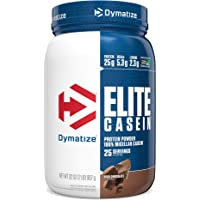 Dymatize Nutrition Elite Casein - 907 g (Rich Chocolate)