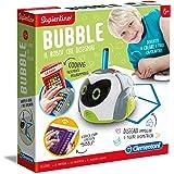 Clementoni - 16621 - Sapientino - Bubble, robot educativo per bambini, robot coding e programmazione, robot che scrive e dise