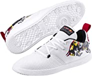 Puma RBR Cups Lo Bulls white Technical_Sport_Shoe For Unisex, Size 41 EU