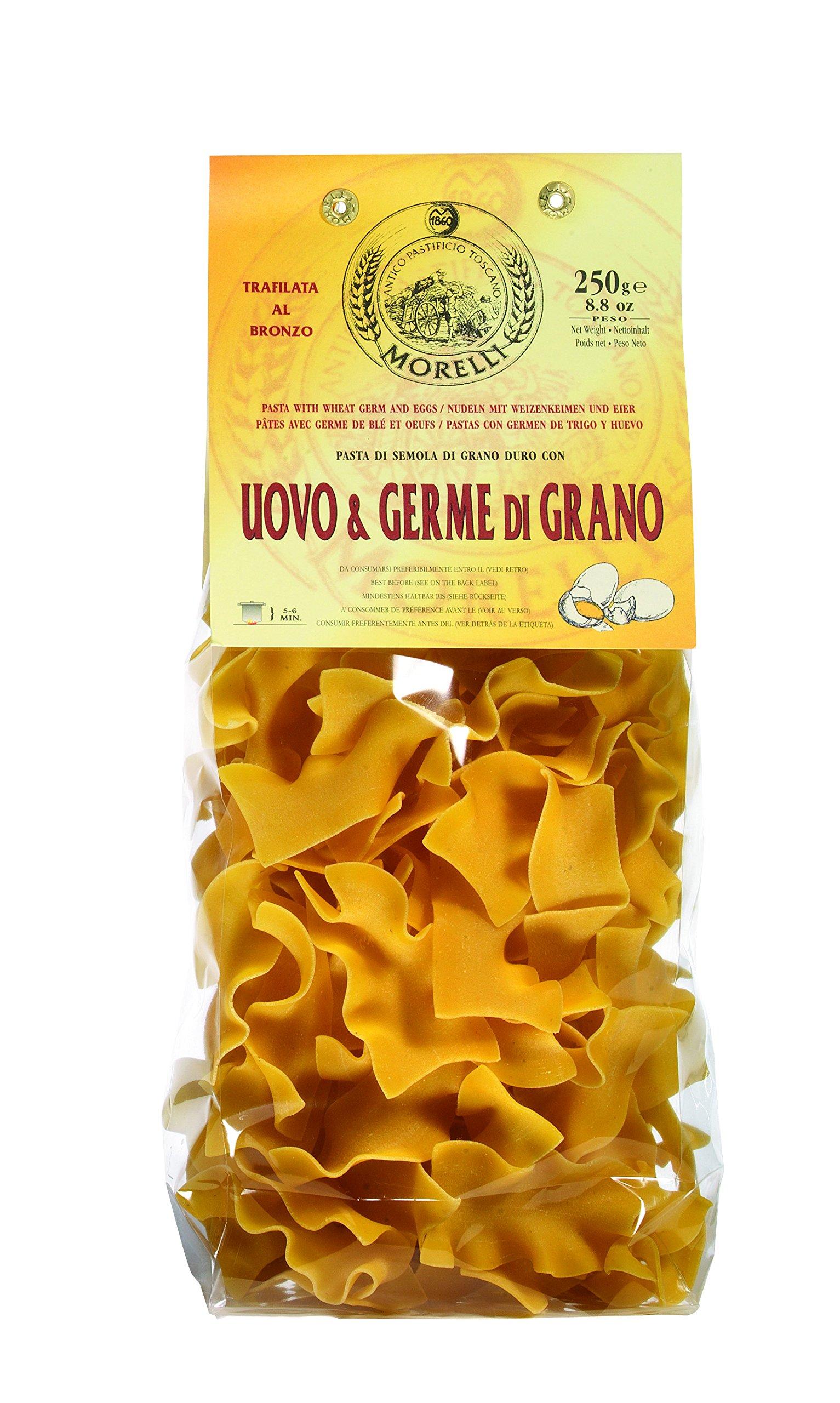 Antico Pastificio Morelli - Straccetti all'Uovo e Germe di Grano - gr. 250 x 12
