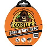 Gorilla Tape Gaffer & Builders Zwart 48mm x 32m