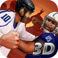 Athlete Mixed Fighting 3D